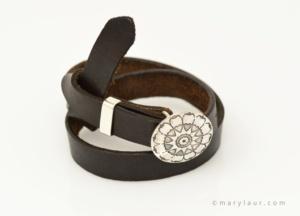 Concheau Wrap Bracelet - Style 220