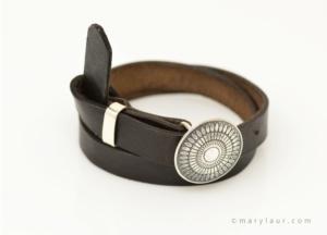 Concheau Wrap Bracelet - Style 230
