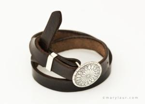 Concheau Wrap Bracelet - Style 240
