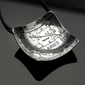 Aries Constellation Pendant