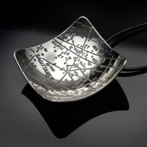 Sagittarius Constellation Pendant