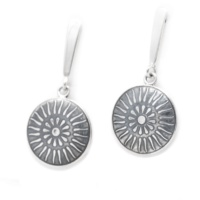 Concheau Sunburst Earrings