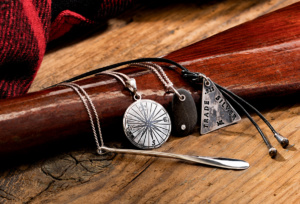 Canoe Paddle Necklace